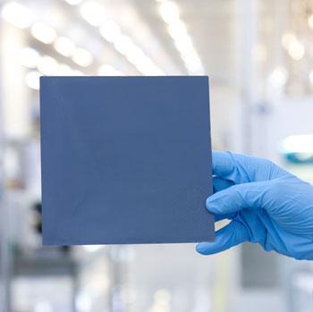 Wafer photovoltaïque
